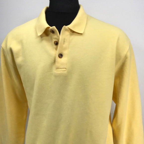 Orvis Other - ORVIS 3 Button Long Sleeve Pullover Sweater